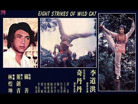 8 Ударов Дикой Кошки  (боевые искусства 1979 год) - Видео онлайн