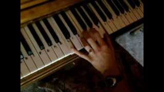 piano improvisation lesson 2 chords