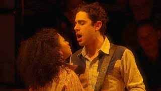 Check Out Hypnotic Footage From Broadway S All New Oklahoma Youtube
