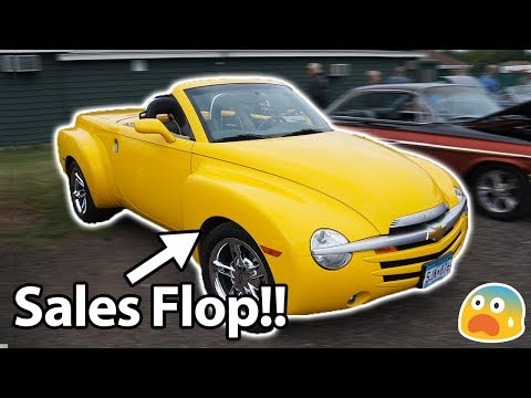 8 Cars That Were Sales Flops!! (No One Bought Them)