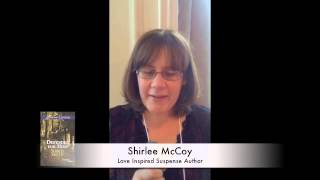 Love Inspired Suspense Author Shirlee McCoy (Harlequin TV)