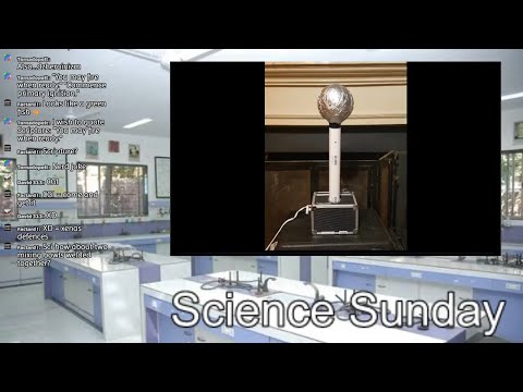 Sunday Science - Projects Edition