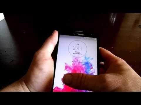 LG G Vista Video clips