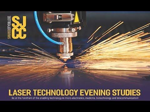 Laser Program at San Jose City College
