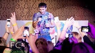 Юрий Шатунов - клубный концерт! Первый и Последний!
