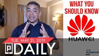 Huawei Ban - What we know & what has CHANGED!