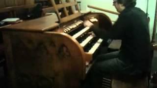 Improvised Crescendo and Diminuendo, Westland Row Church YouTube Thumbnail