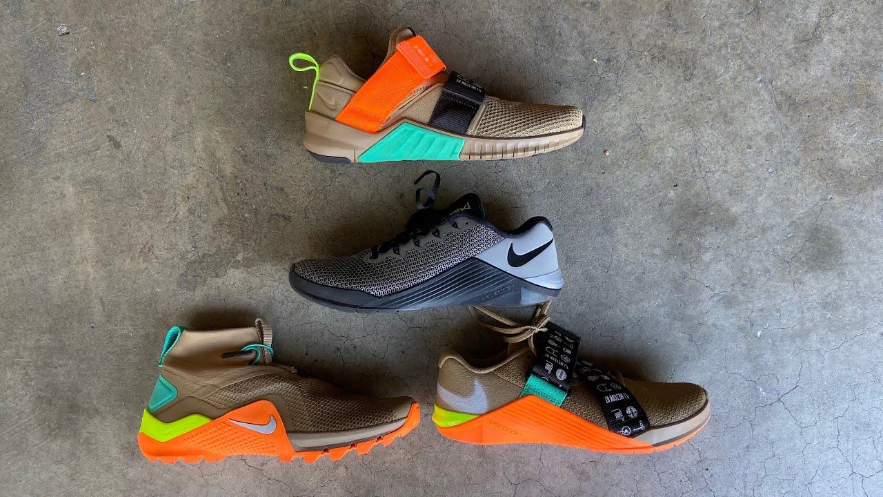 Nike Metcon UT Line Up + Night Time