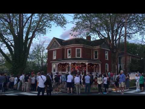 Porchella 2017 at the Belmont House!