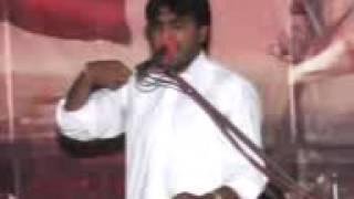 Zakir Ghulam Abbas Baloch bakhar