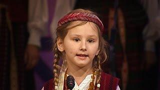 Žemaičių pasaka apie vagis / Curonian-Samogitian dialect: Folk Tale (Telšiškių tarmė)