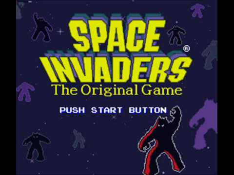 Space Invaders SNES Title Music