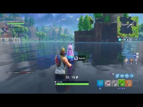 FORTNITE Season 5 Week 1 Llama Location