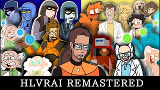 HLVRAI Remastered (FULL MAP)