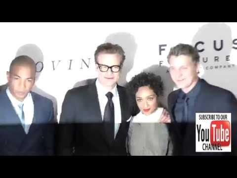 Loving Cast at the Premiere Of Focus Features' Loving at Samuel Goldwyn Theater in Beverly Hills
