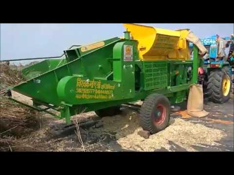 Mini Combine Cutter Thresher machine, Tokri Model cutter Thresher , Crop Thresher (india)