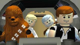 LEGO Star Wars: The Complete Saga Walkthrough Part 16 - Mos Eisley Spaceport (Episode IV)
