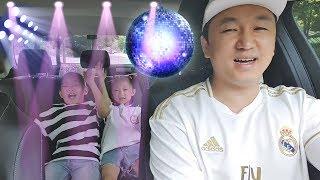LoveStar Wake up dad  while driving