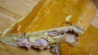 Sandwich Cubano - Homemade Cuban Sandwich - Cooked by Julie - Episode 152