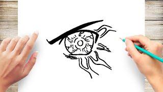 vuclip How to Draw Hinata Eyes