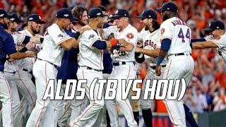 MLB | 2019 ALDS Highlights (TB vs HOU)