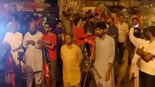 PTI Karachi Protest Against Load Shedding | PTI Today | 13-June-2018