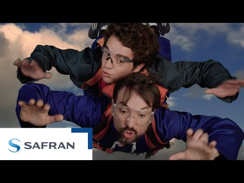 EP18: A parachute, how does it work? GB | Safran