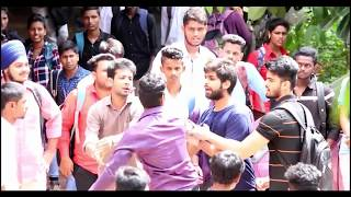 (Must watch) PRANK IN COLLEGE (GONE EXTREMELY WRONG n VIOLENT | PRANKS IN INDIA | Prank gone wrong !