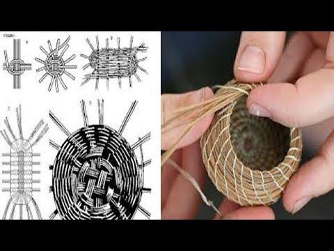 WEAVING BASKET MAKING FOR BEGINNER|DIY HANDICRAFTS: WEAVING BASKET MAKING|Guide to Basket Weaving