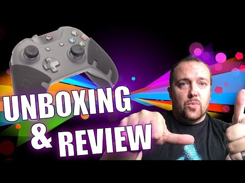 Venom Gaming Xbox One Controller Kit Unboxing & Review