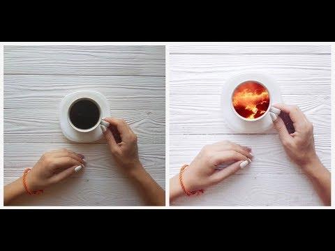 Как отбелить фон фото, ретушь фото - начальный уровень