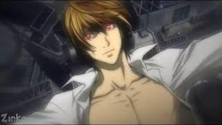AMV Боже нет никакого Бога!  (Death Note)