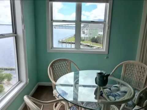 Pirate's Cove, Manteo NC, unit BV 836,  PENTHOUSE, END UNIT, STUNNING VIEWS, ELEVATOR BUILDING!!