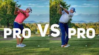 Pro Vs Pro Straight Up Match | Golfing At Nashville Golf & Athletic Club