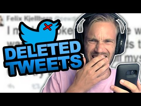 Thumbnail: MY DELETED TWEETS.