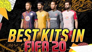 FIFA 20: THE BEST KITS FOR YOUR CLUB!???? u0026 WHERE YOU CAN FIND THEM!????