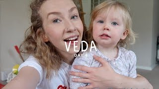 FORGOTTEN VLOG  (+ Personal Training Session) | VEDA • DAY 6