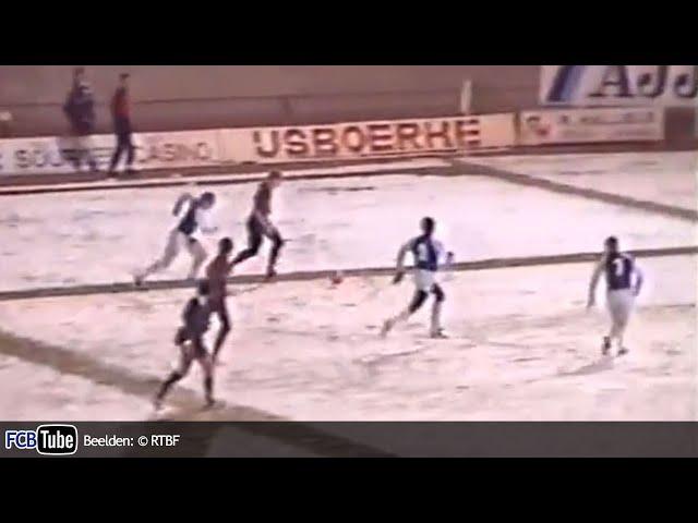1986-1987 - Beker Van België - 03. 8ste Finale - FC Liège - Club Brugge 2-1
