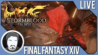 FFXIV - AQUAPOLIS/BIRD FARMS - STORMBLOOD HYPE! - Final Fantasy XIV LIVE Play (PC)