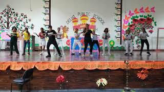 Taki taki dance performance by DPS ballabgarh students choreography by Ekta dua choreographer