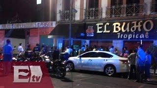 Balacera en las inmediaciones de la Arena México deja tres heridos/ Vianey Esquinca
