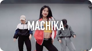 Machika - J Balvin ft. Anitta Jeon / Minyoung Park Choreography