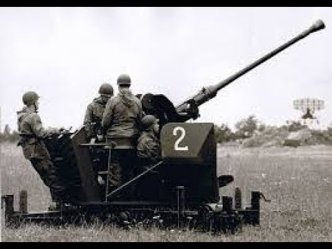 40mm Gun Gallery In Action