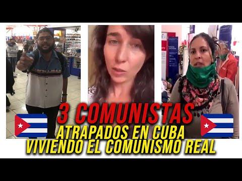 Turistas atrapados en Cuba   La incongruencia del comunismo