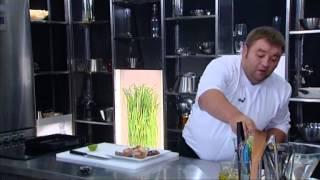 Мастер-класс от шеф-повара ресторана GLOBO