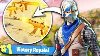 ZŁOTA WYGRANA! MÓJ *NOWY* REKORD KILLI?! | Fortnite (Battle Royale)