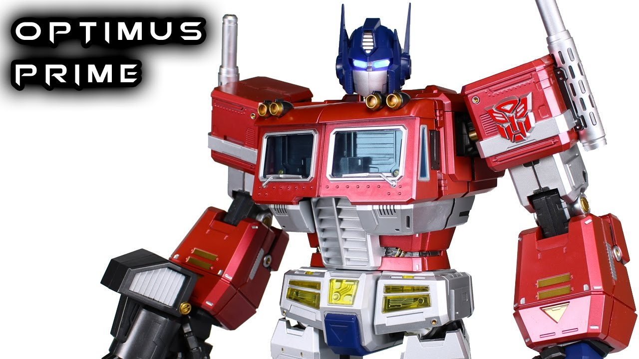 Best Transformers Toys And Action Figures : Toys alliance mega optimus prime inch transformers