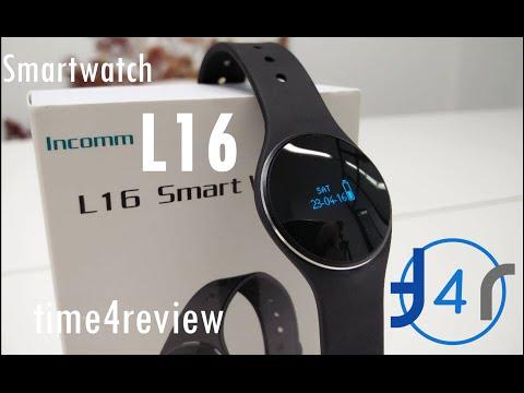 L16 Smartwatch Review ESPAÑOL