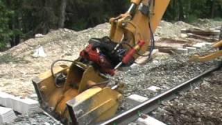 Rototilt: Rail Maintenance