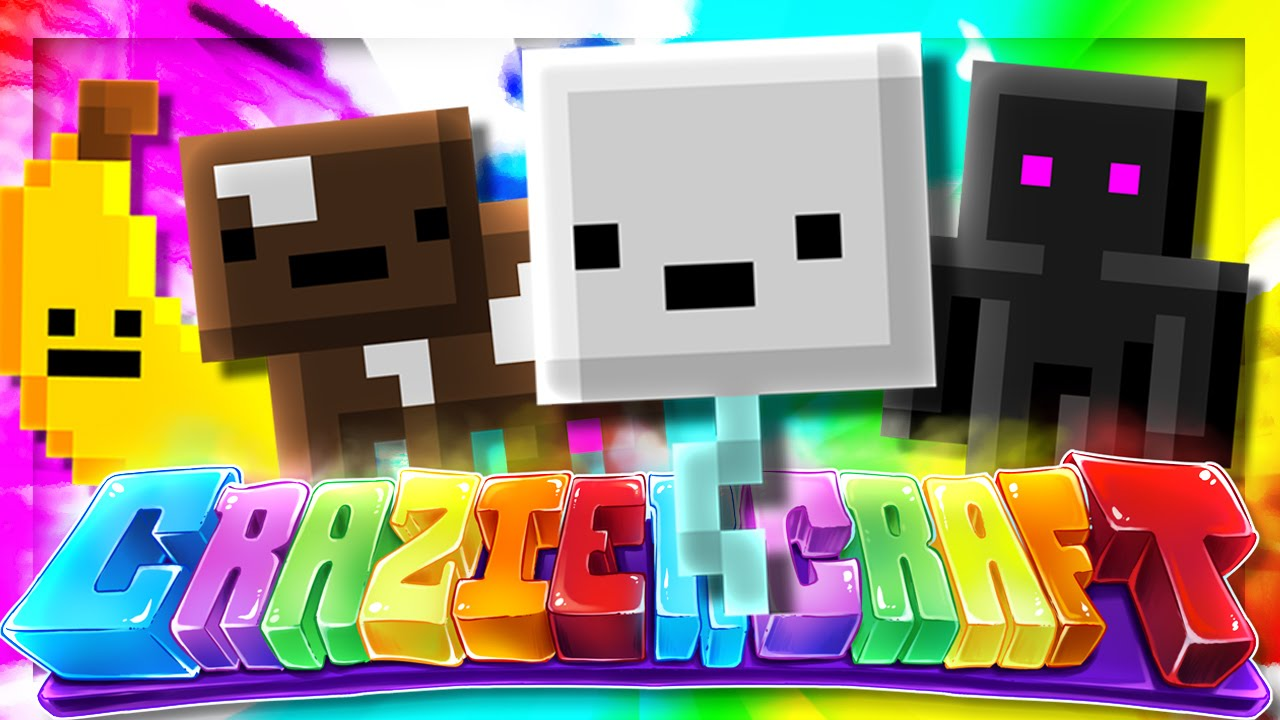 Download INVENTORY PET HUNTING!   CrazierCraft Modded SMP #2 (Minecraft Modpack)